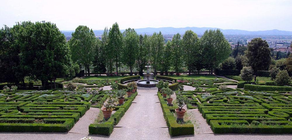 Villa Della Petraia Florence