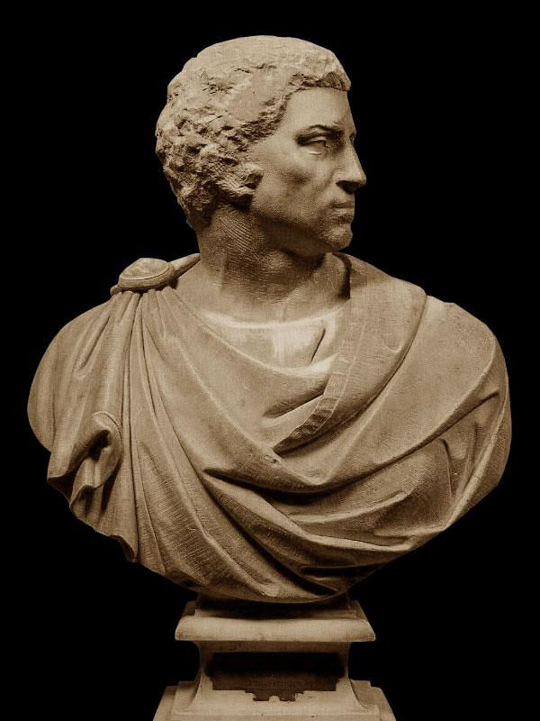 Michelangelo Buonarroti, Bruto, Firenze, Museo del Bargello