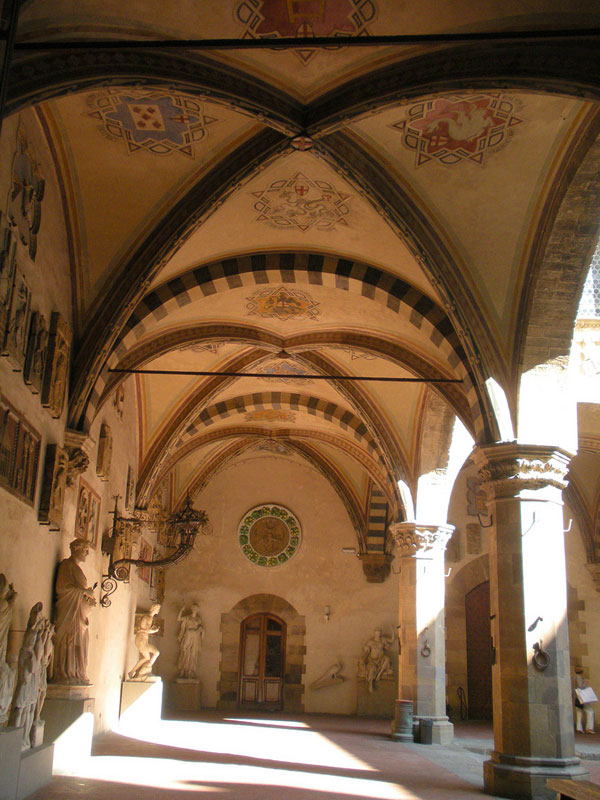 Museo Del Bargello.National Museum Of Bargello Florence