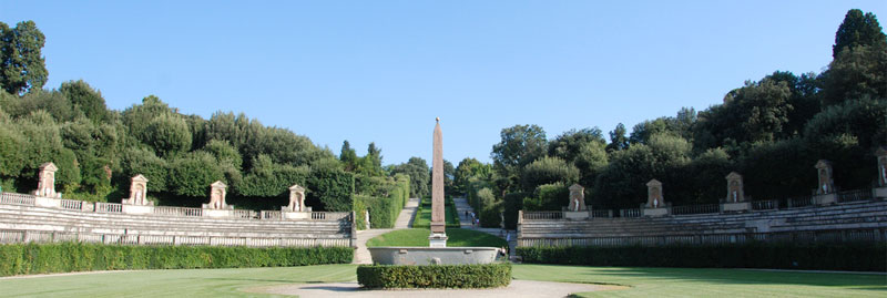 Boboli garden florence - I giardini di boboli ...