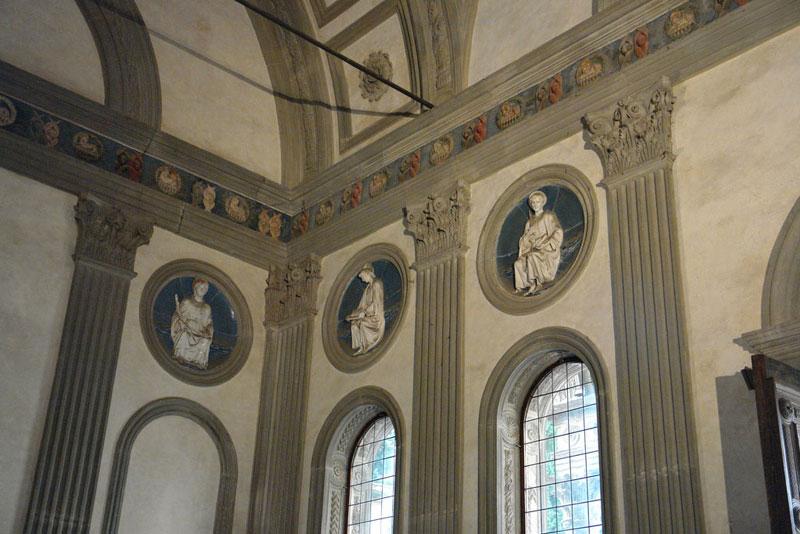 Pazzi Chapel Florence