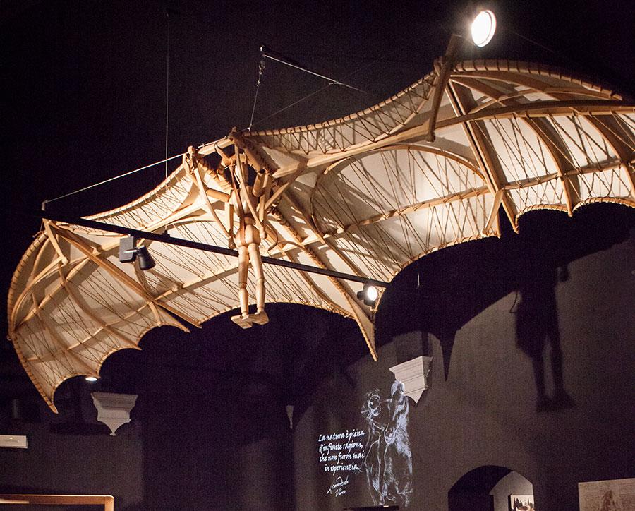 Museo Leonardo Da Vinci Firenze.Leonardo Da Vinci Museum Florence