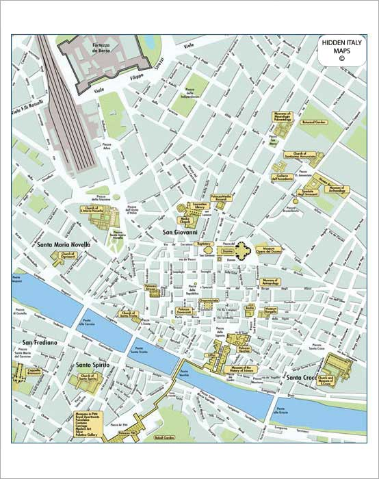 Map Of Italy Showing Florence.Florence Map
