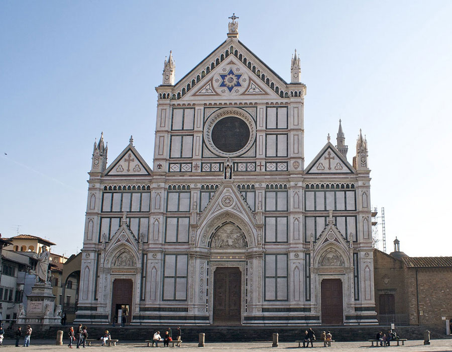 Santa Croce - Church and Museum - Florence