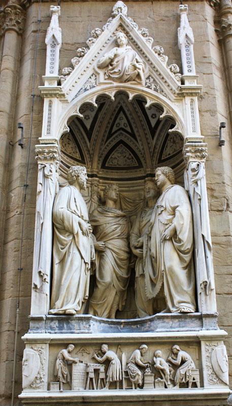 Arte dei maestri di pietra e di legname