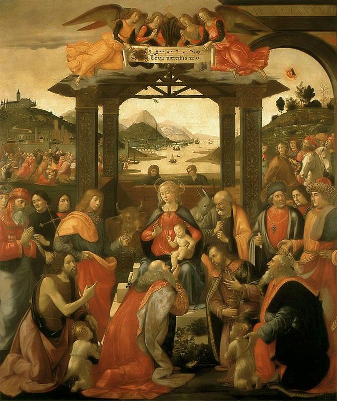 Image result for Galleria dello Spedale degli Innocenti