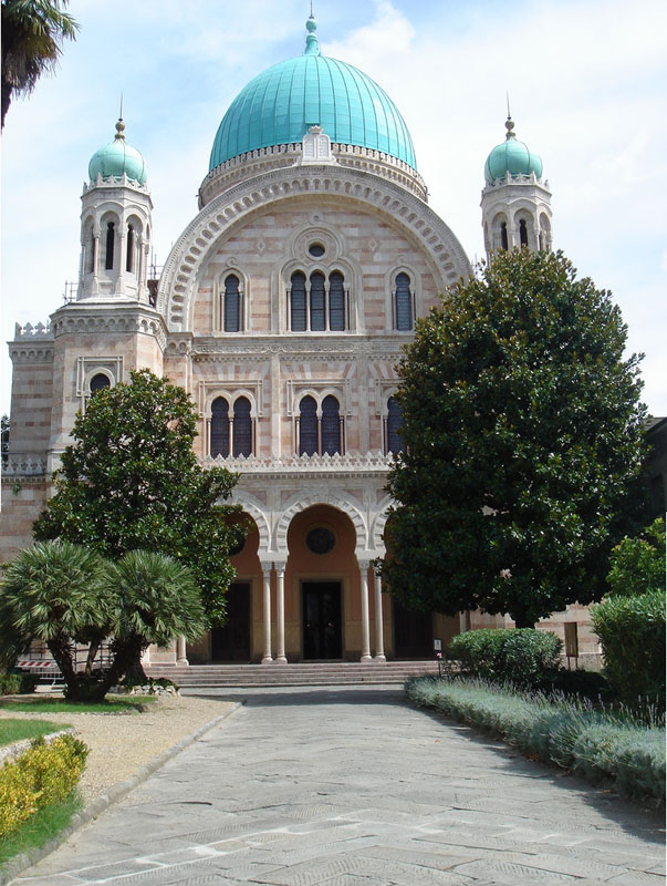 Italian Florence: Synagogue Of Florence And Museum Of Hebraic Art And